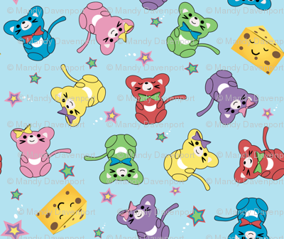Cute Mice