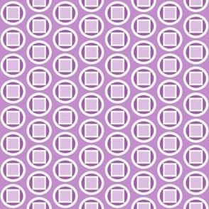 Show your shape purple