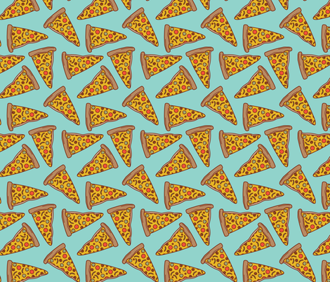 ta-zza! fabric by annaboo on Spoonflower - custom fabric