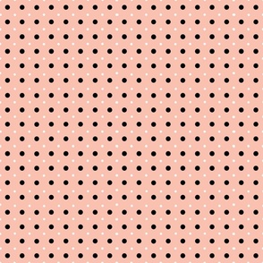 Warm Pink Dots