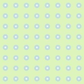 Cool Green Dots