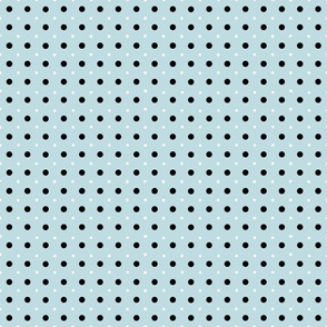 Cool Blue Dots