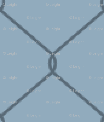 No Easy Way Out (Light Blue)