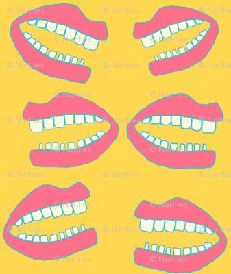 School. Teeth