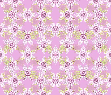 ellasnow fabric by maeula on Spoonflower - custom fabric