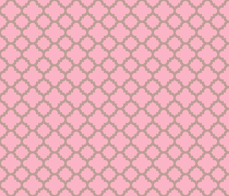 jamboree pink fabric by mytinystar on Spoonflower - custom fabric