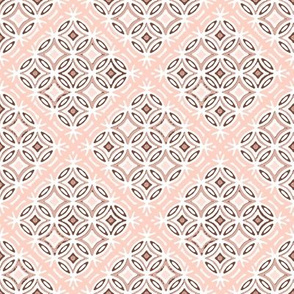Lattice in Blush