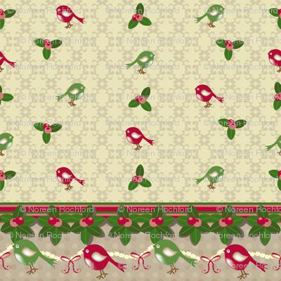 Holiday Birds 03