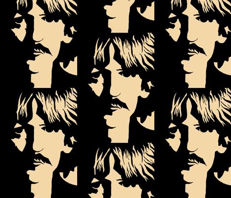 George fabric by paragonstudios on Spoonflower - custom fabric