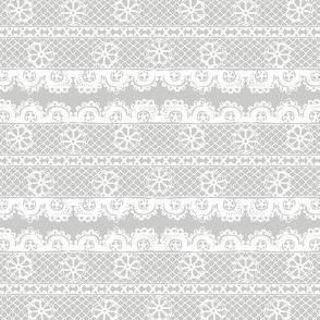 Floral Lace Stripe (tight)