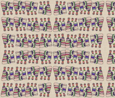 African Women-312 fabric by kkitwana on Spoonflower - custom fabric