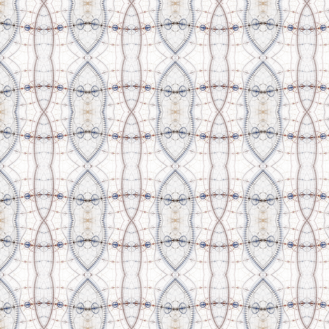 Nautically Divine fabric by winter on Spoonflower - custom fabric