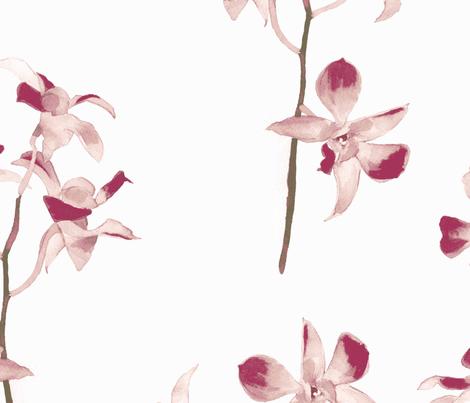 Geisha fabric by laurajm28 on Spoonflower - custom fabric