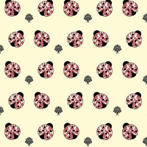 Toile Ladybugs