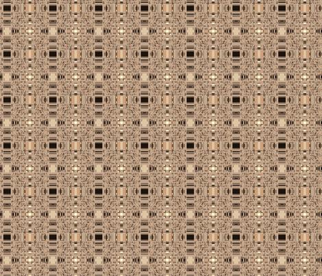 Urbane Plaid Stripes © Gingezel™ 2011 fabric by gingezel on Spoonflower - custom fabric