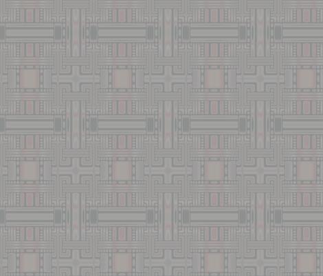 Urbane Rockworks fabric by gingezel on Spoonflower - custom fabric