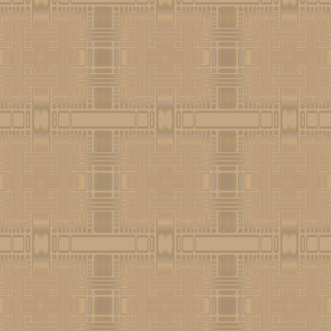 Urbane Sandworks © Gingezel™ 2011 fabric by gingezel on Spoonflower - custom fabric