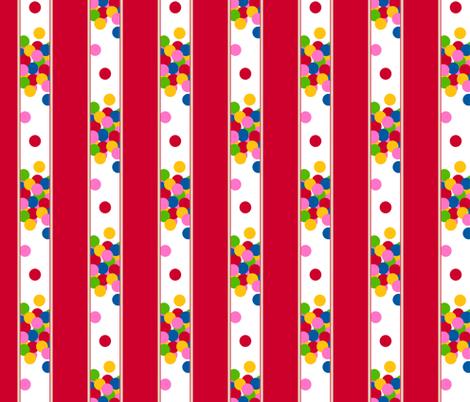 Bubblegum fabric by siya on Spoonflower - custom fabric