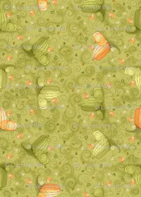 Gourds: Autumn Harvest - © Lucinda Wei