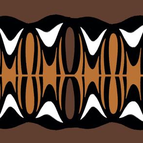 Brown Retro Design