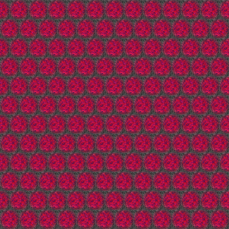 Red Beads fabric by angelsgreen on Spoonflower - custom fabric