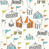 Big Top Circus - Orange Colorway