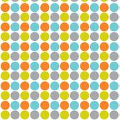 Circus Dot Orange