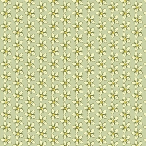 Flower 02 fabric by siya on Spoonflower - custom fabric