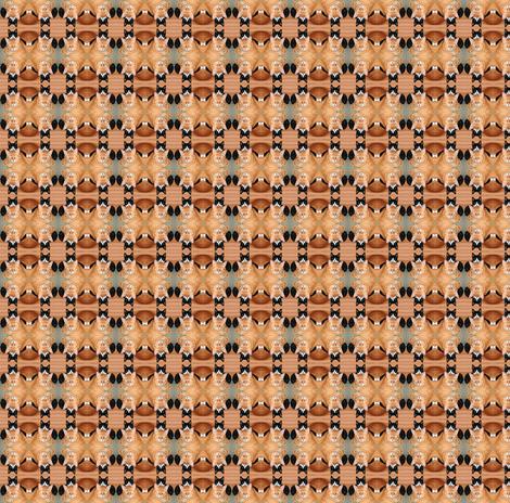 MakingFriends fabric by justjulie on Spoonflower - custom fabric