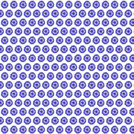 Doodle Circle A fabric by siya on Spoonflower - custom fabric