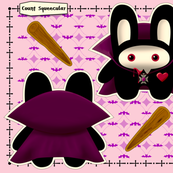 Dress Up With Squee - Count Squeecular