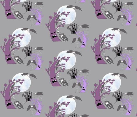 VAMPY PLAYTIME fabric by uzumakijo on Spoonflower - custom fabric