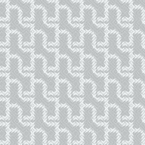 Grey Zones Houndstooth Plaid © 2009 Gingezel Inc.