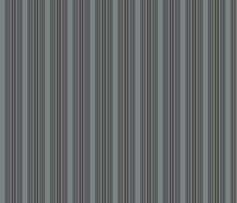 Grey Zones Stripe in Grey small © 2009 Gingezel Inc. fabric by gingezel on Spoonflower - custom fabric