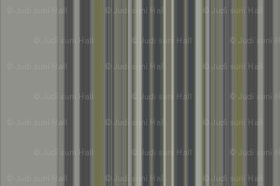 Grey Zones Stripe in Jade Green Large © 2009 Gingezel Inc.