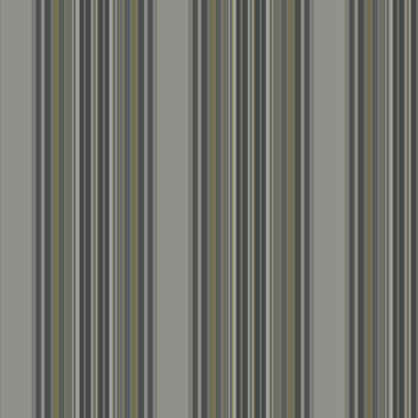 Grey Zones Stripe in Jade Green Large © 2009 Gingezel Inc. fabric by gingezel on Spoonflower - custom fabric
