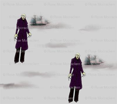 Nosferatu on the Sea