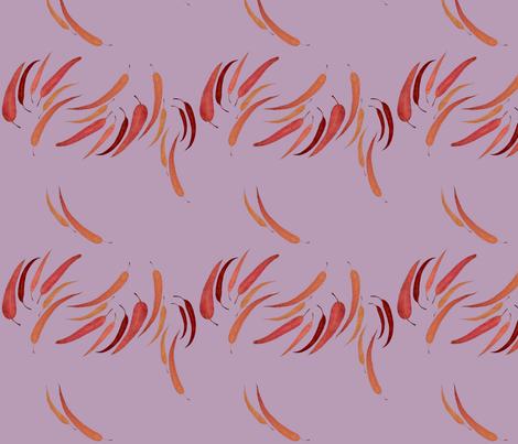autumn_1purple fabric by gigimoll on Spoonflower - custom fabric