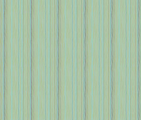 Downpour Stripe in Rain fabric by cathyheckstudio on Spoonflower - custom fabric