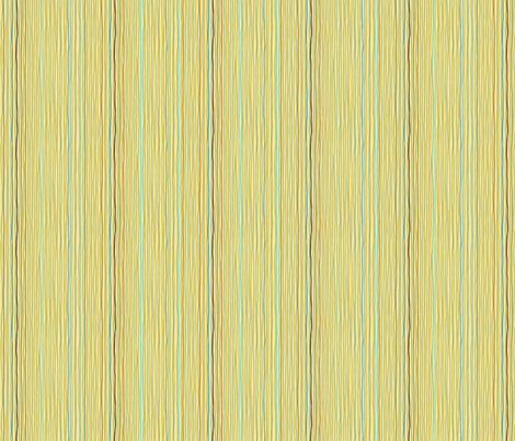 Dounpour Stripe in Sun fabric by cathyheckstudio on Spoonflower - custom fabric