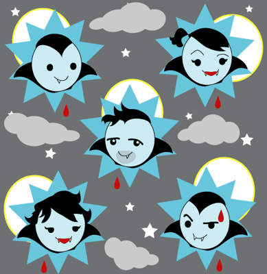 vampire weeknight