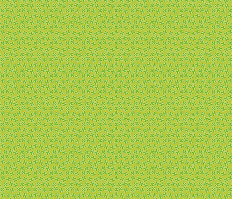 treffle_vert fabric by nadja_petremand on Spoonflower - custom fabric