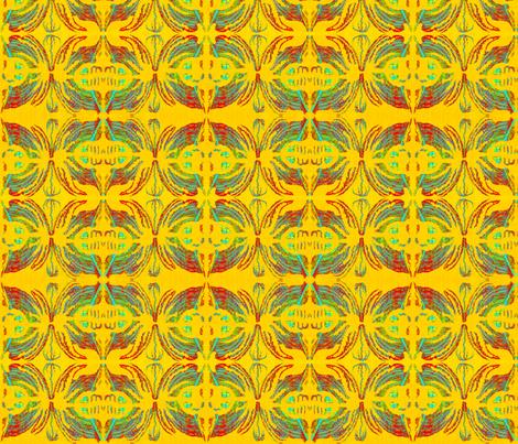 Sunny Beach fabric by robin_rice on Spoonflower - custom fabric