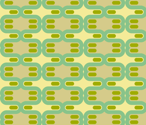 podding_peas_and_shell fabric by holli_zollinger on Spoonflower - custom fabric