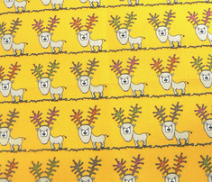 Reindeer_repeat_-_yellow_background_comment_240122_thumb