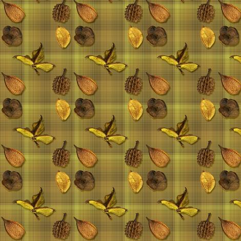 Nature Potpourri fabric by phenompixels on Spoonflower - custom fabric