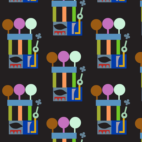 All Along the Watchtower fabric by boris_thumbkin on Spoonflower - custom fabric