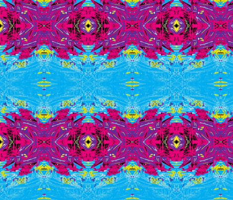 Kamaal The Abstract fabric by chaythegreat on Spoonflower - custom fabric