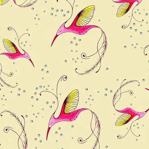Augury (large birds)