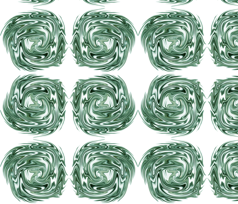 pussy willow swirls fabric by blurstuff on Spoonflower - custom fabric